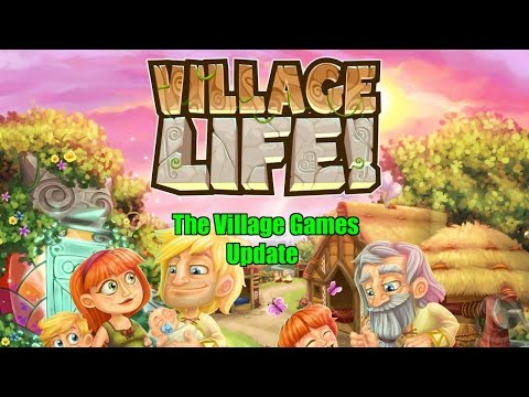 Village Life- The Village Games Quest Update Part 1