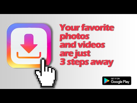 Saver For Instagram - Simple way to download and save Instagram pictures & videos in the gallery