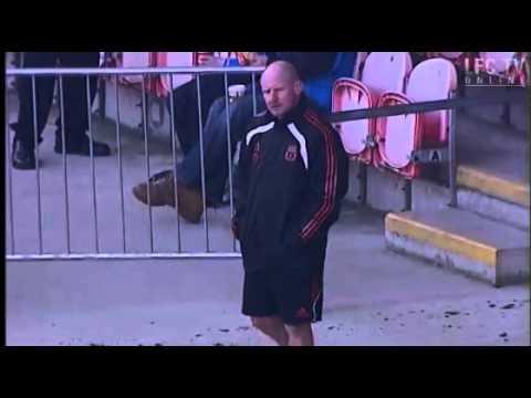 Blackpool res v Liverpool res (2-1) Gerardo Bruna Goal