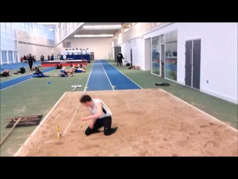 Improving a Long Jump Technique