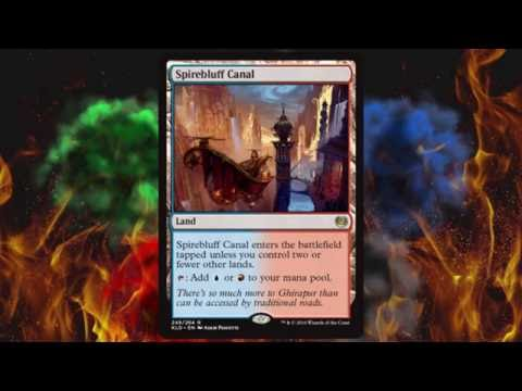 All About the Kaladesh Dual Lands AKA Fast Lands