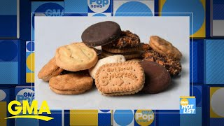 'GMA' Hot List: Girl Scouts cookie season is almost here | GMA Digital