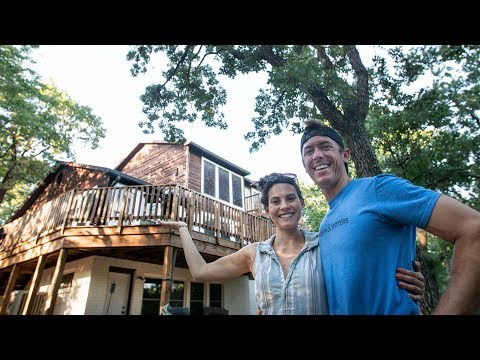 We Moved Into a TREE HOUSE! Walk Through
