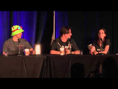 What kind of art portfolio are game companies looking for to get a job? MomoCon 2013 Panel