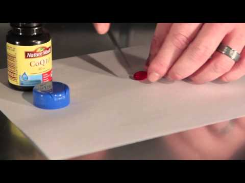 Relief from minor burns, a new trick using CoQ10!