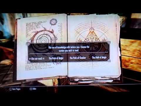 Skyrim Level 81 Glitch! (PS3, XBOX360, and PC)