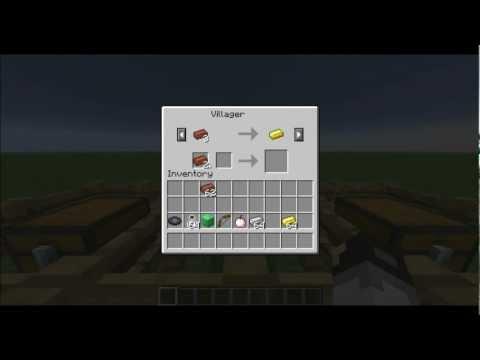How to Make Villager Custom Trades ( Minecraft Tutorial)