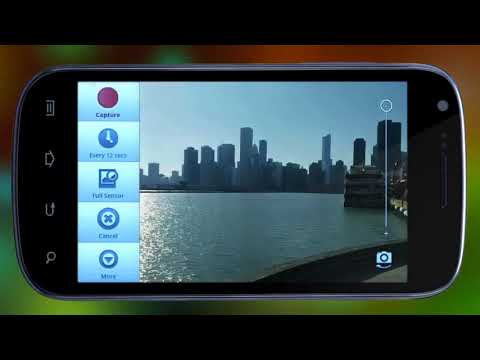 How to shoot Time Lapse videos using mobile phone
