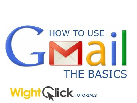 How to use Gmail the basics