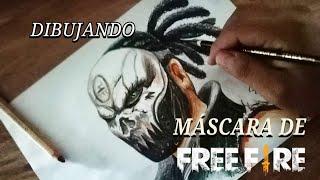 Como Dibujar La Mascara De Calabera De Free Fure Videos 9tubetv