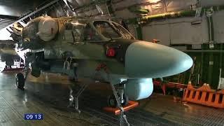 Российские вертолетчки возвращаются домой после выполнения задач в Сирии