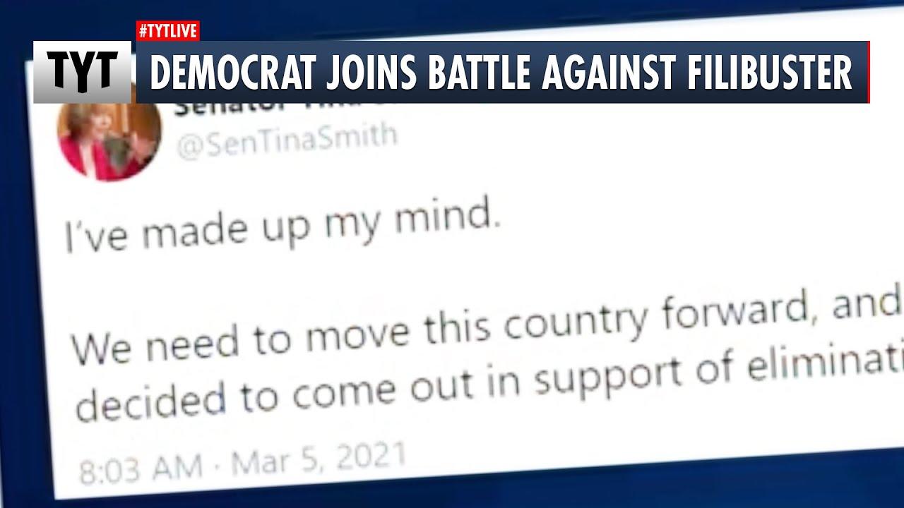 Another Senator Joins Battle Against Filibuster