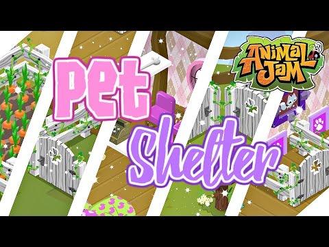 Animal Jam - Pet Shelter Speed Build