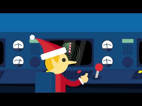 Santa Tracker: Slacking Off