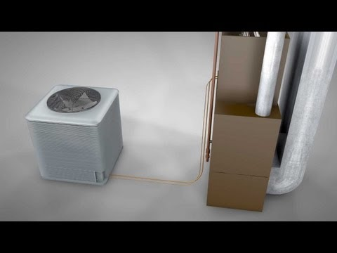 How Does a Central Air Conditioner Work? — HVAC Repair Tips
