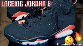 ce2a13872eb638 jordan 6 lace tutorial Videos - 9tube.tv