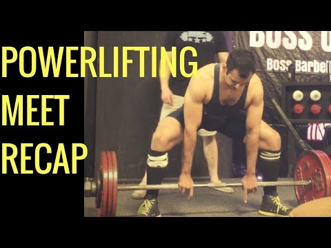 Powerlifting Meet Recap - USAPL Boss of NorCal 5 at Boss Barbell Club