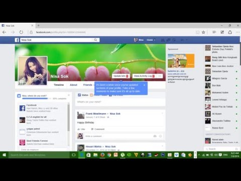 How to Create Group in Facebook | របៀបបង្កើតក្រុមក្នុង Facebook 2016