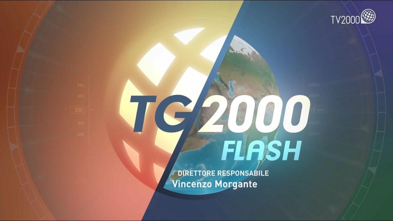 TG2000 FLASH del 1° marzo 2021 – Edizione delle 15.15