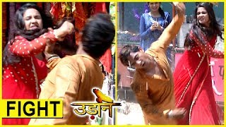 Chakor FIGHTS With The Goons And SAVES A Girl | Udann Sapnon Ki | TellyMasala