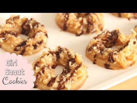 Vegan Girl Scout Samoa (Caramel deLites) Recipe