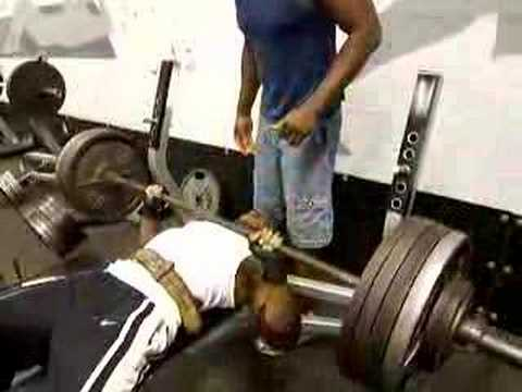 bench press 450 lb
