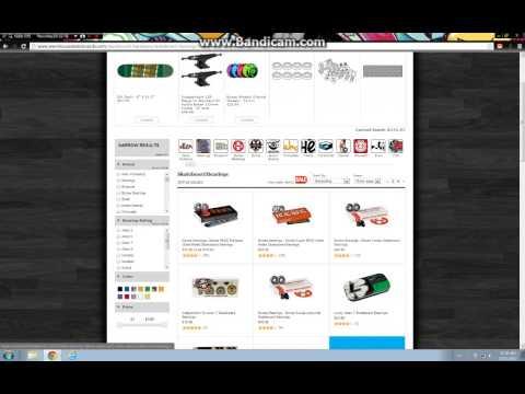 How To Make A Custom Skateboard Online!