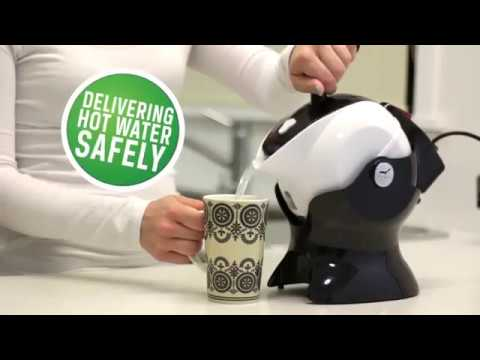 How to use Uccello Electric Kettle and Tipper