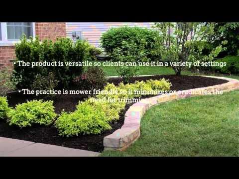 concrete garden edging: Benefits of Concrete Garden Edging