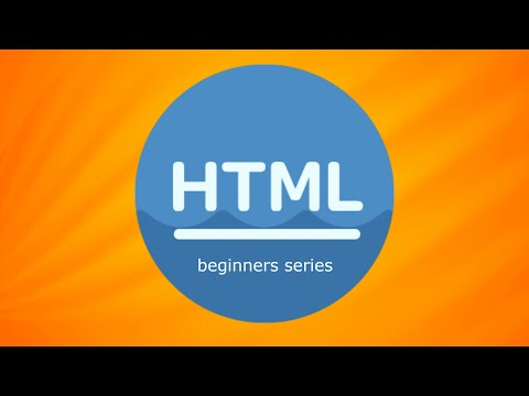 How to Create a HTML Webpage using Notepad