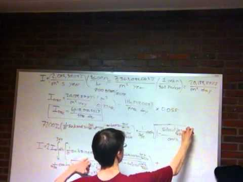 Life at MIT: Video 85 Part 4- When Should a Tree Drop its Leaves?
