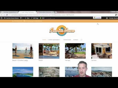 How To Create A Yoga Website | One Hour Inside A Web Designer's Brain