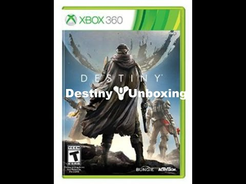 Destiny Xbox 360 disc review
