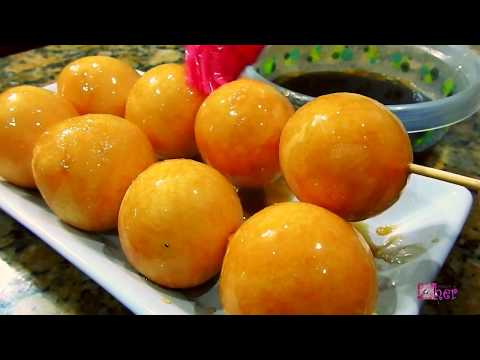 Sweet Sticky Rice Ball
