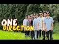 One Direction Aulion Music Video Cover