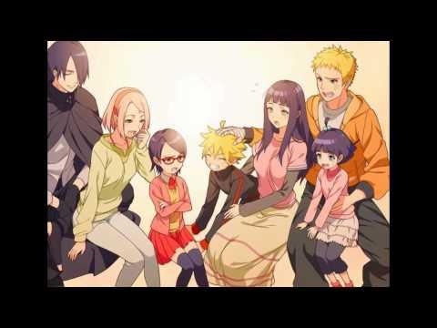 Akhirnya Naruto Menjadi Hokage Ke-7 Dan menikah dengan Hinata!! 2015 #1