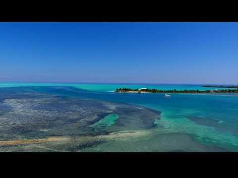 Droning in Spanish Wells-Eleuthera, Bahamas