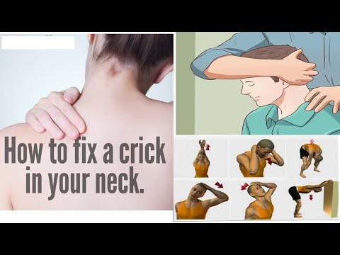 90-Seconds Relief:: A Crick in the Neck 5 Tips that Will Help: Say  God by to nick pain [Easy Steps]