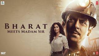Bharat Meets Madam Sir | Bharat | Salman Khan | Katrina Kaif | Movie Releasing On 5 June 2019