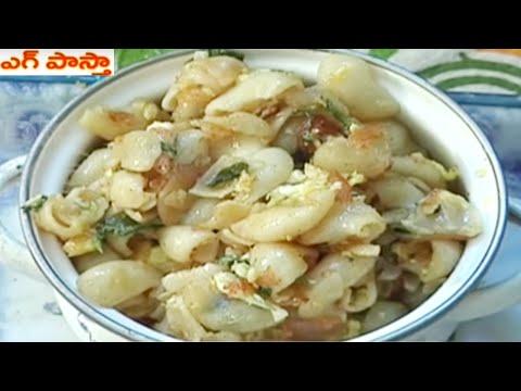 Egg Pasta | Indian Breakfast Recipe | How To Preapre Egg Pasta