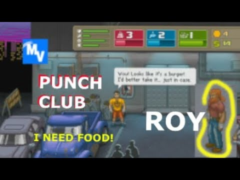 Punch Club Where Can I Get More Food How to