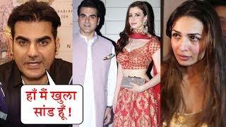 Arbaaz Khan FINALLY REACTS On His DIVORCE With Malaika Arora