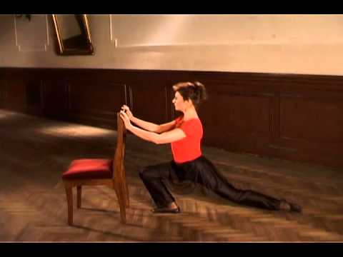 Tango Dance Physical Exercises: Strengthening Your Abductors