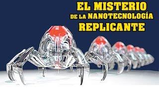 El misterio de los replicantes, máquinas que ordenan átomos | VM Granmisterio