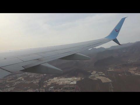 Tripreport/Full flight - Las Palmas to Amsterdam - Tui 737-800 - Amazing views! (4K)