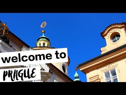 PRAGUE FIRST IMPRESSIONS: TRAVEL VLOG