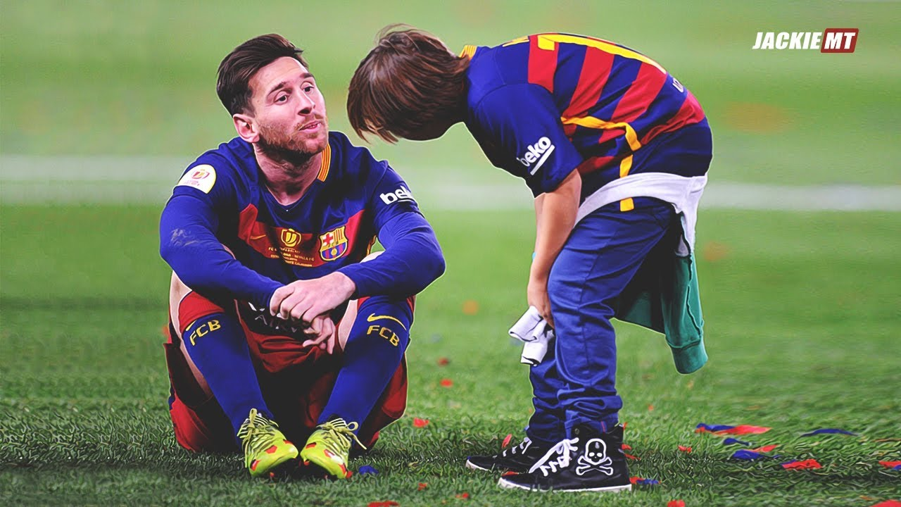 Lionel Messi Respect Moments