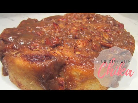 How to make the BEST Homemade Sticky Buns | Borrowed Delights - Episode 103
