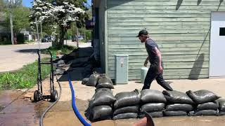 Saugatuck businesses hit hard by recent flooding
