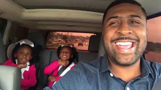 Dallas ISD Dad  Gets Excited About First Day of School